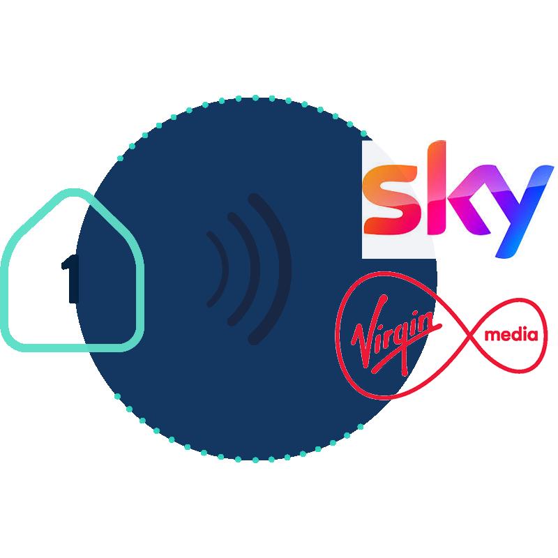 Broadband and media deals
