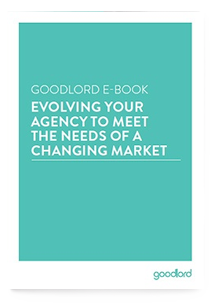 Evolving your agency to meet the needs of a changing market
