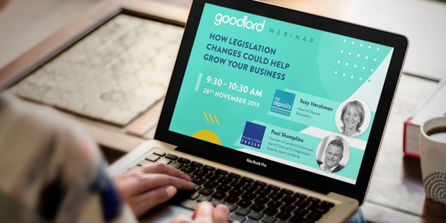 How legislation changes could help grow your business
