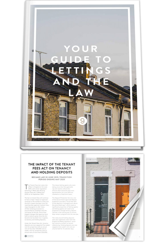 Your guide to lettings and the law