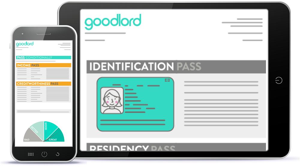 Goodlord credit report