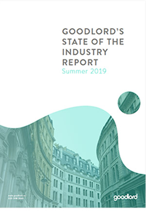 Goodlord's State of the Industry report 2019