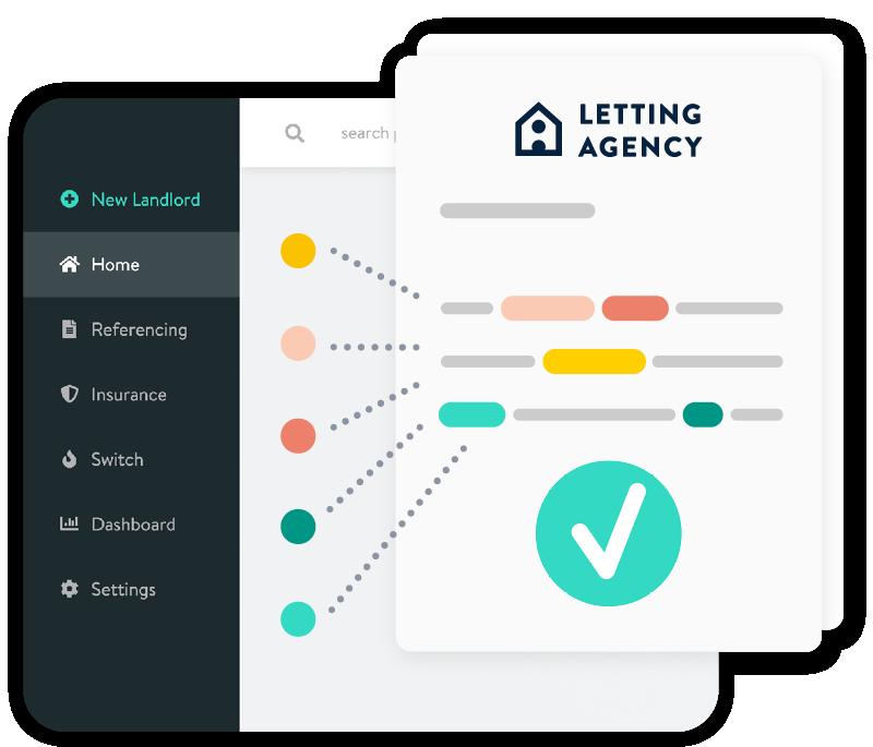 Automatic tenancy agreement updates