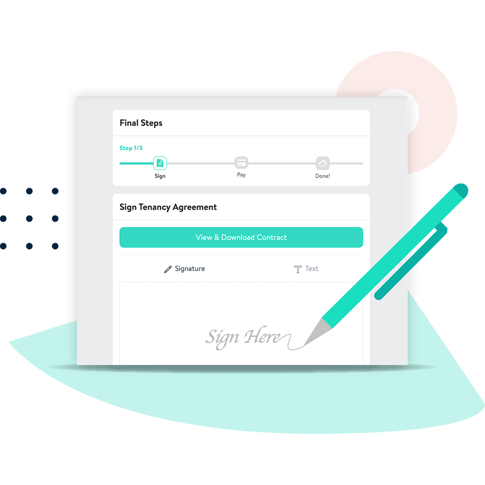 Take payments and get contracts signed from anywhere