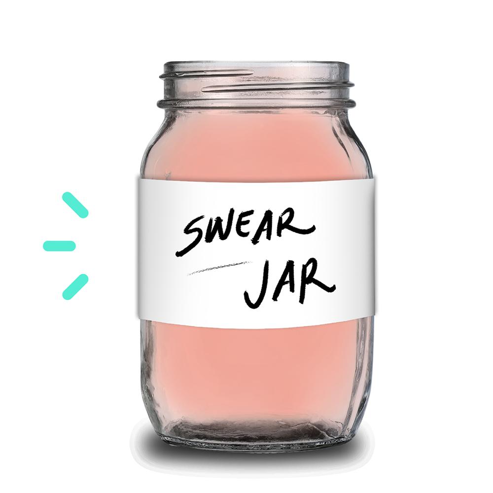 Office swear jar